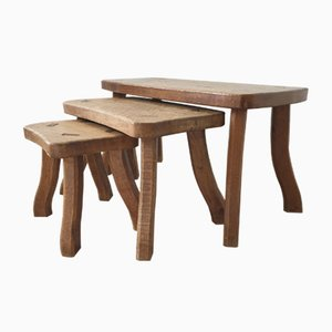 Tables Gigognes Scandinaves en Ch