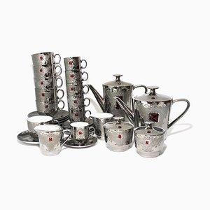 Vintage Teeservice von Seltmann Bavaria, 30er Set