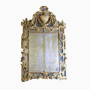 Antique Period XVIII Mirror