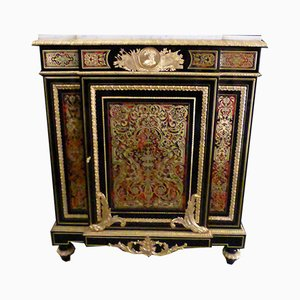 Antique Marquetry Inlaid Buffet