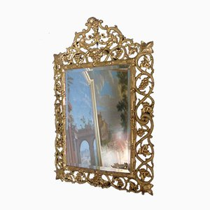 Antique XIX Gilded Mirror