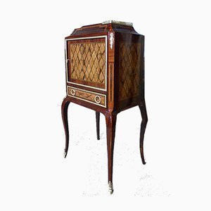 Antique Curtain Secretaire