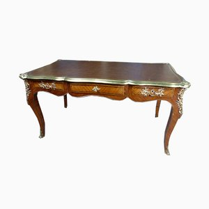 Antique Louis XV Inlaid Desk
