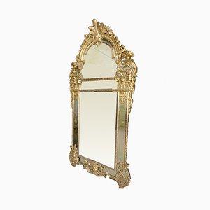 Großer Antiker Regency Spiegel