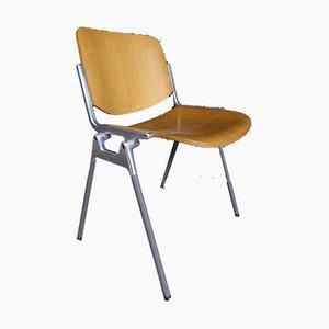 Vintage Castelli Chairs, Set of 6