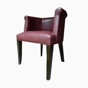 Antique Armchair by Philippe Hurel