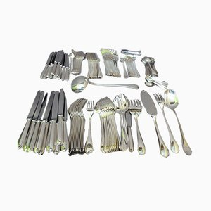 Cutlery in the Style of Christofle, Set of 127