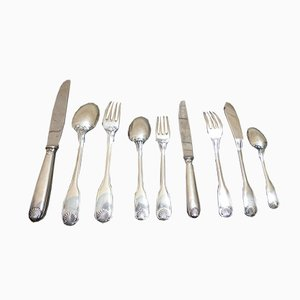 Cutlery in the Style of Christofle, Set of 118