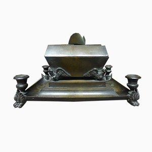 Antikes XIX Napoleon Grabmalfass