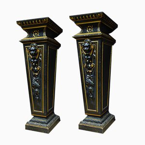Antique Napoleon III Gaines, Set of 2