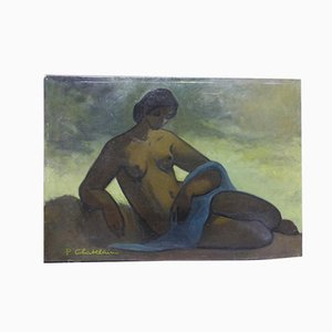 Rêverie Gemälde von Paul Chatelain