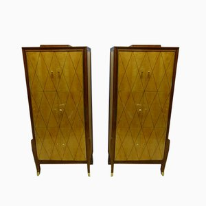Antique Secretaries, Set of 2