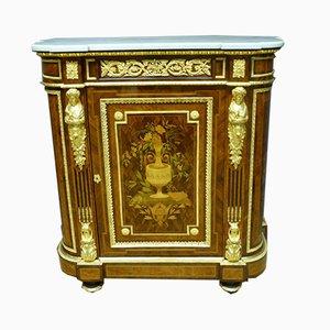 Antikes Napoleon III Buffet mit Intarsien