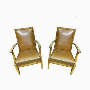 Antique Armchairs, Set of 2