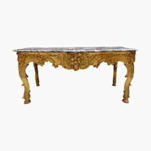 Antiker Louis XV Konsolentisch