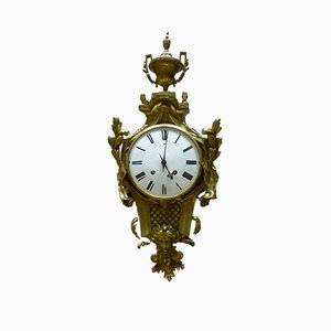Antique Clock by Gilles Martinot