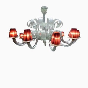 Large Antique Murano Chandelier