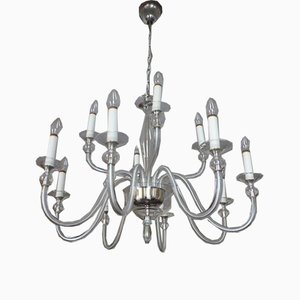Antique XX 12-Light Chandelier