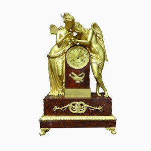 Horloge Antique par Galle