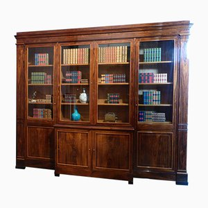 Large Antique Library