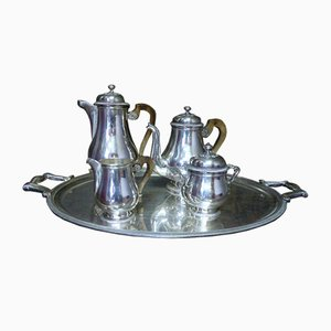 Antique Coffee and Tea Set from Christofle