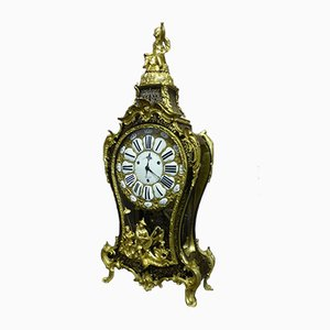 Antique Louis XV Grand Cartel Clock by Gosselin