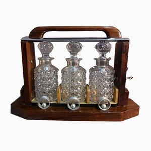 Antique Baccarat Whisky Cellar