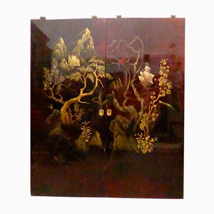 Large Lacquered Panels from Pierre Paulin