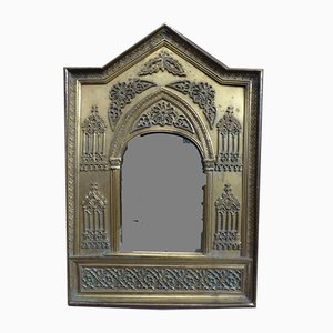 Neo-Gothic Table Mirror