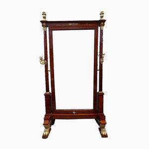 Antique Empire Period Mirror