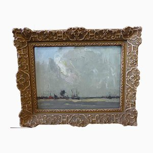 Marine Gemälde von John Michaux