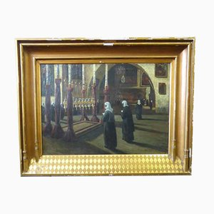 Jerusalem Gemälde von Louis Gustave Cambier, 1904