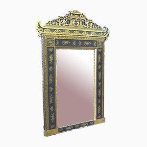 Geschnitzter Spiegel