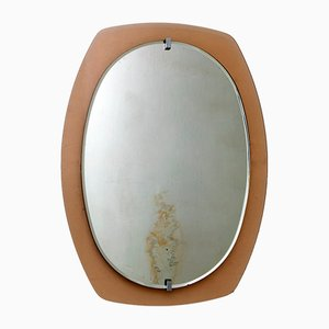 Mid-Century Wall Mirror from Veca, 1960s