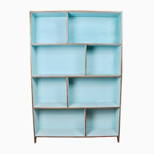 Painted Pine Bookcase, 1970s