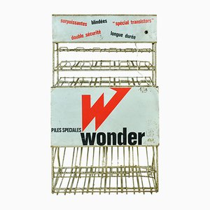 Wondar Display Sign, 1950s