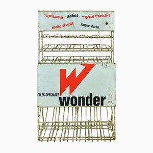 Wondar Werbeschild, 1950er