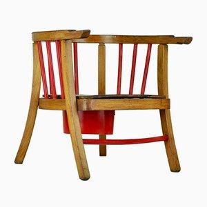 Chaise pour Enfant de Baumann, 1960s