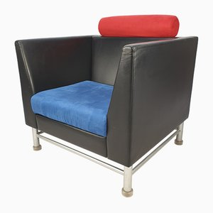 East Side Lounge Chair by Ettore Sottsass for Knoll International, 1983
