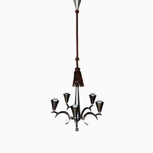Antique Ceiling Lamp by Dagobert Peche