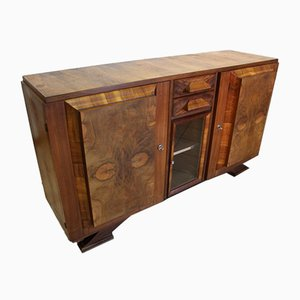 Walnut Sideboard, 1950s