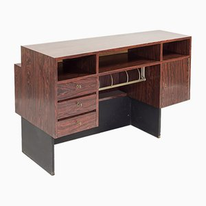 Mid-Century Rosewood Shop Counter Desk, 1960s