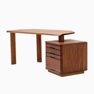 B40 Schreibtisch von Pierre Chapo, 1970er