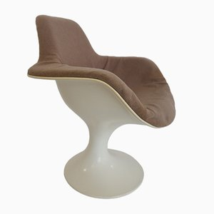 Mid-Century Orbit Armchair by M. Farner & W. Grunder for Herman Miller, 1960s