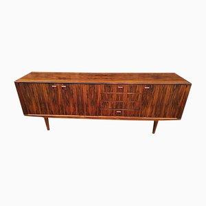 Scandinavian Rosewood Cabinet, 1950s