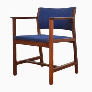 Mid-Century Danish Teak Chair by Peter Hvidt for Søborg Møbelfabrik, 1960s