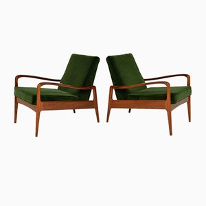 Vintage Armchairs by Greaves & Thomas, 1960s, Set of 2