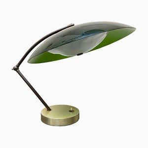 Italienische Verstellbare Tischlampe von Stilux Milano, 1950er