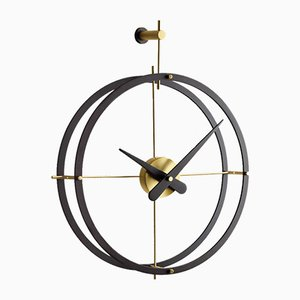 2 Points of Clock by Jose Maria Reina for Nomon
