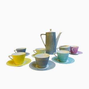 Tea Service Set from Seltmann Weiden, 1950s, Set of 14